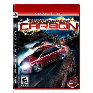 Jogo Need for Speed Carbon - PS3