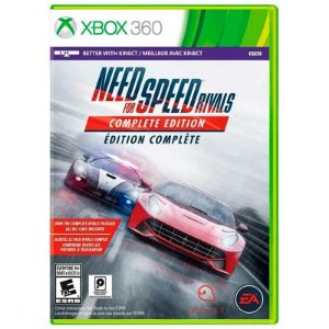 Jogo Need for Speed Rivals (Complete Edition) - Xbox 360
