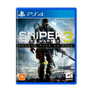 Jogo Sniper: Ghost Warrior 3 (Season Pass Edition) - PS4