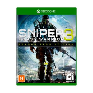 Jogo Sniper: Ghost Warrior 3 (Season Pass Edition) - Xbox One