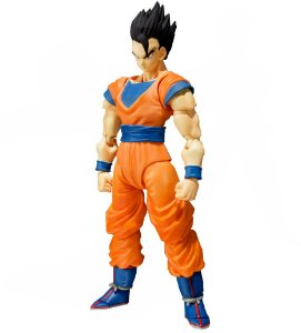 Action figure Dragonball Z Ultimate Son Gohan - S.H.Figuarts