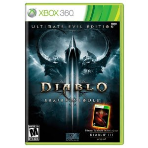 Jogo Diablo III: Reaper of souls (Ultimate Evil Edition) - Xbox 360