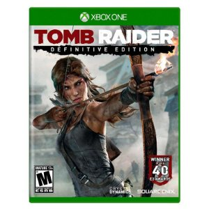 Jogo Tomb Raider (Definitive Edition) - Xbox One