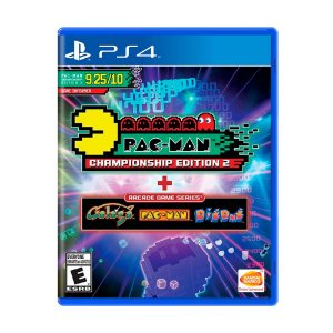 Jogo Pac-Man Championship Edition 2 + Arcade Game Series - PS4
