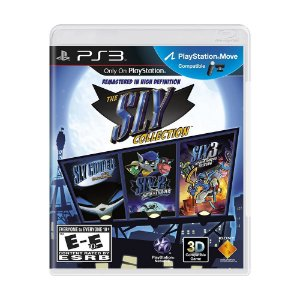 Jogo The Sly Collection - PS3