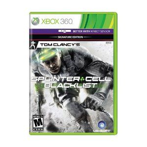 Jogo Tom Clancy's Splinter Cell: Blacklist (Signature Edition) - Xbox 360