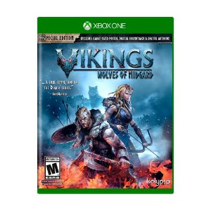 Jogo Vikings: Wolves of Midgard (Special Edition) - Xbox One