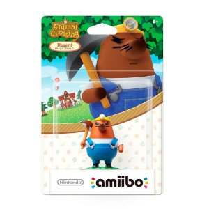 Nintendo Amiibo: Resetti - Animal Crossing - Wii U e New Nintendo 3DS