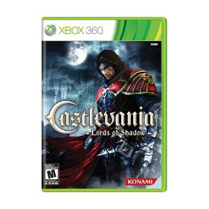 Jogo Castlevania: Lords of Shadow - Xbox 360