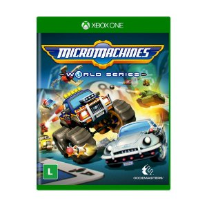 Jogo Micro Machines: World Series - Xbox One