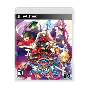 Jogo BlazBlue: Central Fiction - PS3
