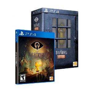Jogo Little Nightmares (Six Edition) - PS4