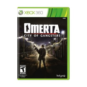 Jogo Omerta: City of the Gangsters - Xbox 360