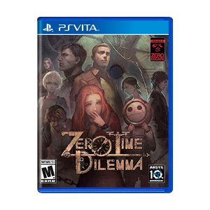 Jogo Zero Time Dilemma - PS Vita