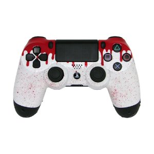Controle Dualshock 4 Blood War sem fio - Casual - PS4