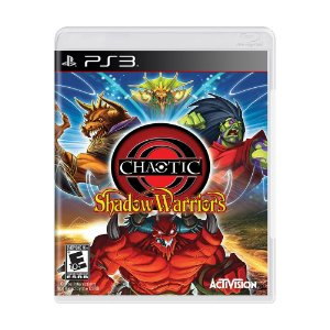 Jogo Chaotic: Shadow Warriors - PS3