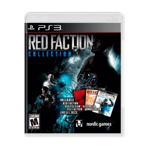 Jogo Red Faction: Complete - PS3
