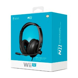 Headset Turtle Beach Ear Force N11 com fio - Wii U