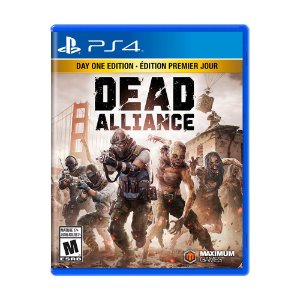 Jogo Dead Alliance (Day One Edition) - PS4