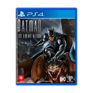 Jogo Batman: The Enemy Within - PS4