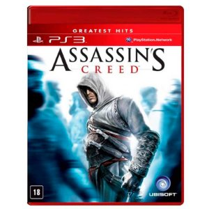 Jogo Assassin's Creed - PS3