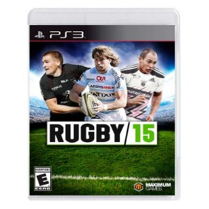 Jogo Rugby 15 - PS3
