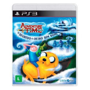 Jogo Adventure Time: O Segredo do Reino sem Nome - PS3