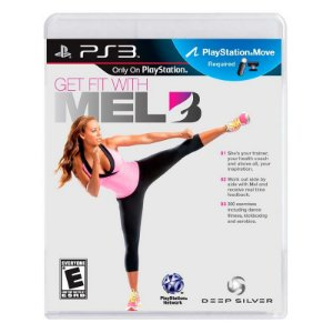 Jogo Get Fit with Mel B - PS3