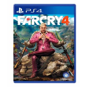 Jogo Far Cry 4 - PS4