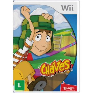 Jogo Chaves - Wii