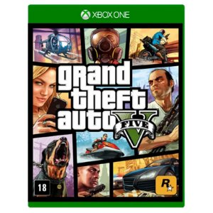 Jogo Grand Theft Auto V (GTA 5) - Xbox One