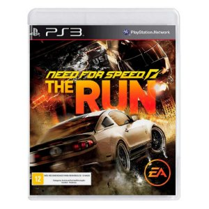 Jogo Need for Speed The Run - PS3