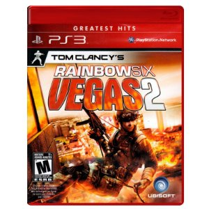 Jogo Tom Clancy's Rainbow Six: Vegas 2 - PS3