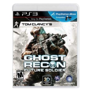 Jogo Tom Clancy's Ghost Recon: Future Soldier - PS3