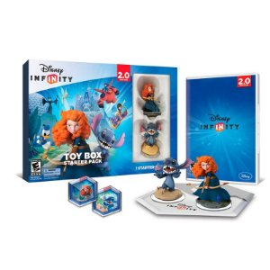 Jogo Disney Infinity 2.0: Toy Box Starter Pack - PS3