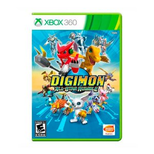 Jogo Digimon All-Star Rumble - Xbox 360