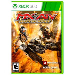 Jogo MX vs. ATV SuperCross - Xbox 360