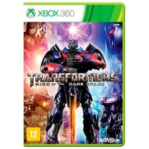 Jogo Transformers: Rise of the Dark Spark - Xbox 360