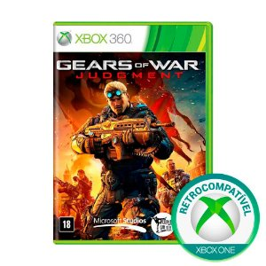 Jogo Gears of War: Judgment - Xbox 360