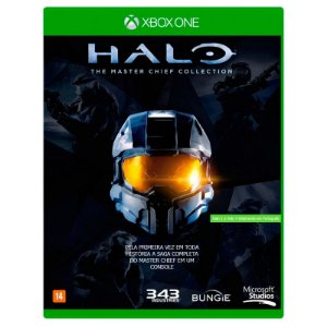 Jogo Halo: The Master Chief Collection (Inglês e Português) - Xbox One