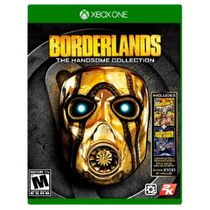 Jogo Borderlands: The Handsome Collection - Xbox One