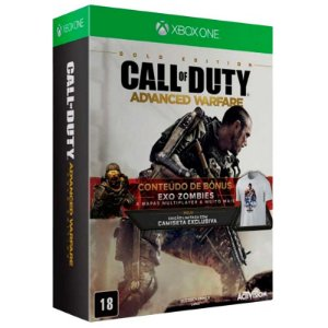 Jogo Call of Duty: Advanced Warfare (Gold Edition) - Xbox One