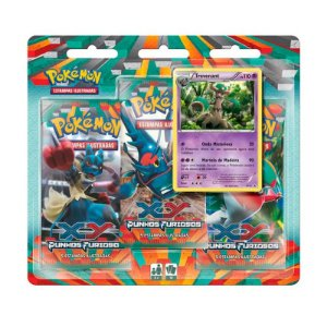 Card Box Pokemon - X Y 3 Trevenant - PT