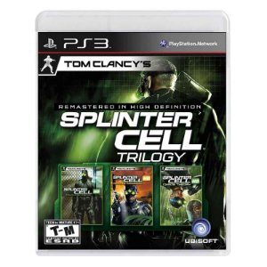 Jogo Tom Clancy's Splinter Cell: Trilogy - PS3