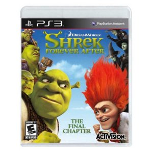 Jogo Shrek Forever After - PS3