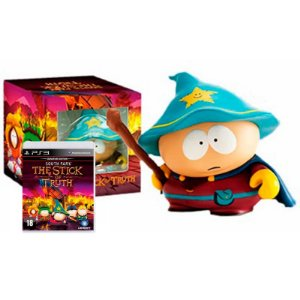Jogo South Park: The Stick of Truth Grand Wizard Edition - PS3