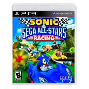 Jogo Sonic & SEGA: All-Stars Racing - PS3