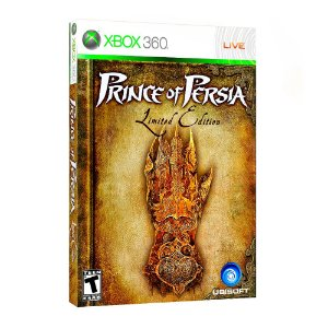 Jogo Prince of Persia (Limited Edition) - Xbox 360