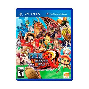 Jogo One Piece Unlimited World Red - PS Vita