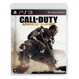 Jogo Call of Duty: Advanced Warfare - PS3